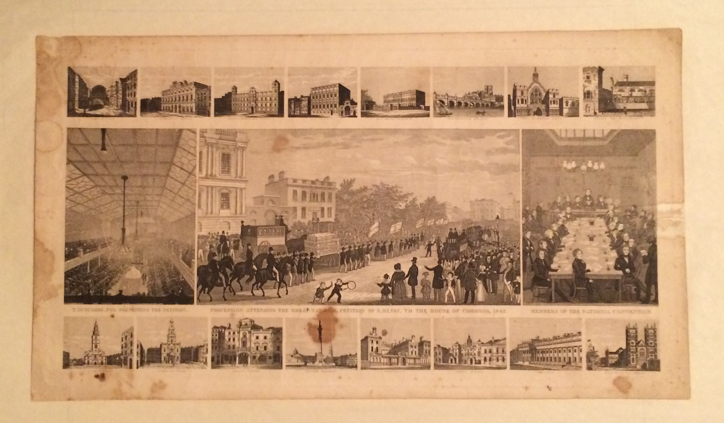 1842 chartist petition