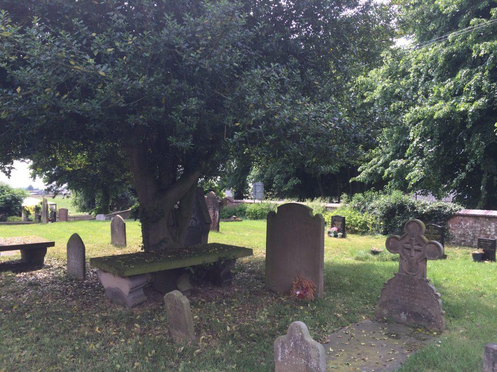 Helen Macfarlane grave