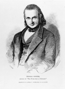 Thomas Cooper Chartist